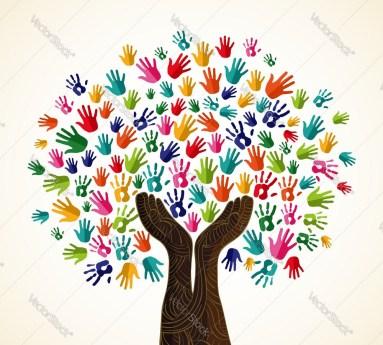 colorful-human-hands-solidarity-tree-vector-1526848